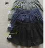 140pinkya彈性腰頭寬鬆style棉褲裙