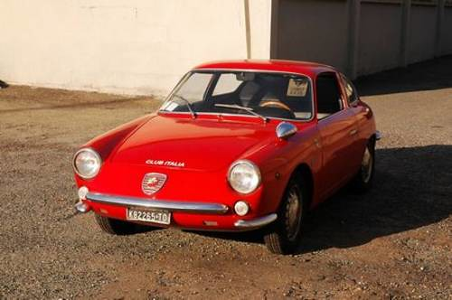 1962 Fiat Abarth Monomille Scorpione Image From Abarth Germany De