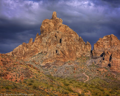 Mount Nutt Wilderness (Dave Arnold Photo) Tags: az arizona mtnutt mountnutt mountnuttwilderness mtnuttwilderness wilderness landscape vista mountain desert desertmountain us usa desertlandscape arizonahighways arizonalandscape bullheadcity bullhead photo photography photograph pic picture image images western west southwest southwestern sw swusa westernusa ariz
