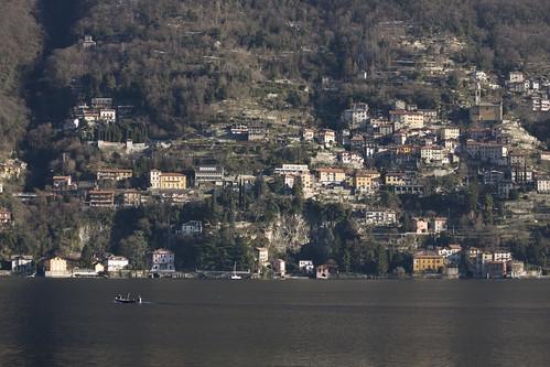 Lake Como Landscape #1 (by storvandre)