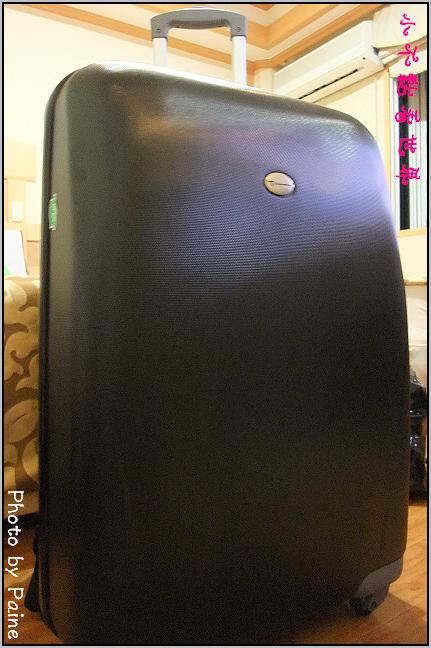 行李箱與噴劑