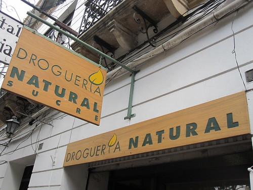Drougeria Natural Sucre