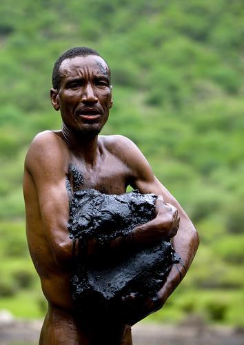 photos of ethiopian nude men