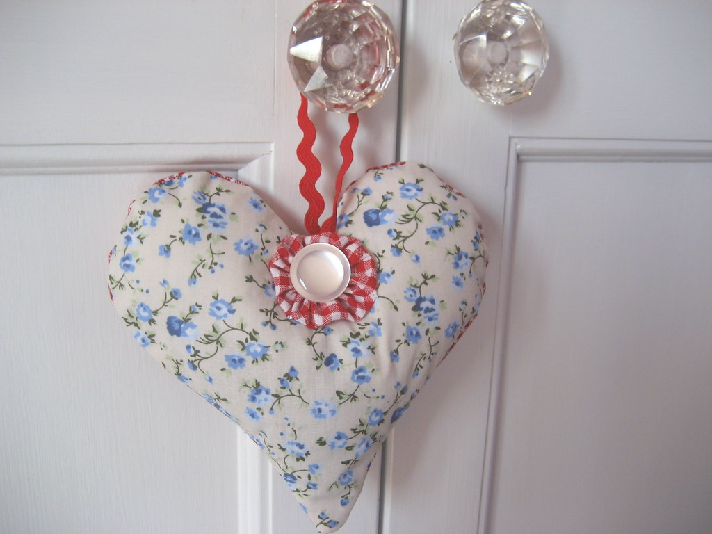 Floral Heart Decoration