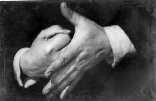 le mani di Depero