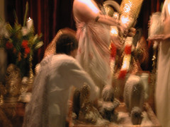 MahaShivaRatri Prasad-2010 by Richard Lazzara - DSCN0991