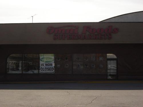 Former Omni supermarket, Newton, MA
