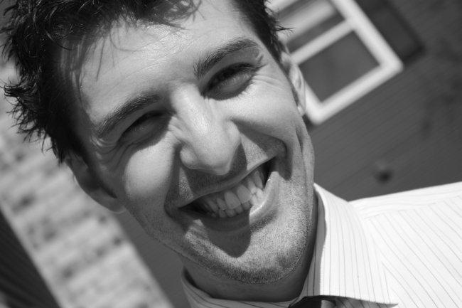 hunkaroonie's cheeeesy smile