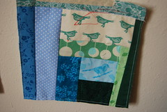 Quilt Block with Marker