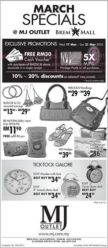 Gnome Garden: Warehouse Sales In Malaysia: 17