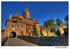 Czocha castle (Mariusz Petelicki) Tags: hdr 3xp mariuszpetelicki zamekczocha castleczocha