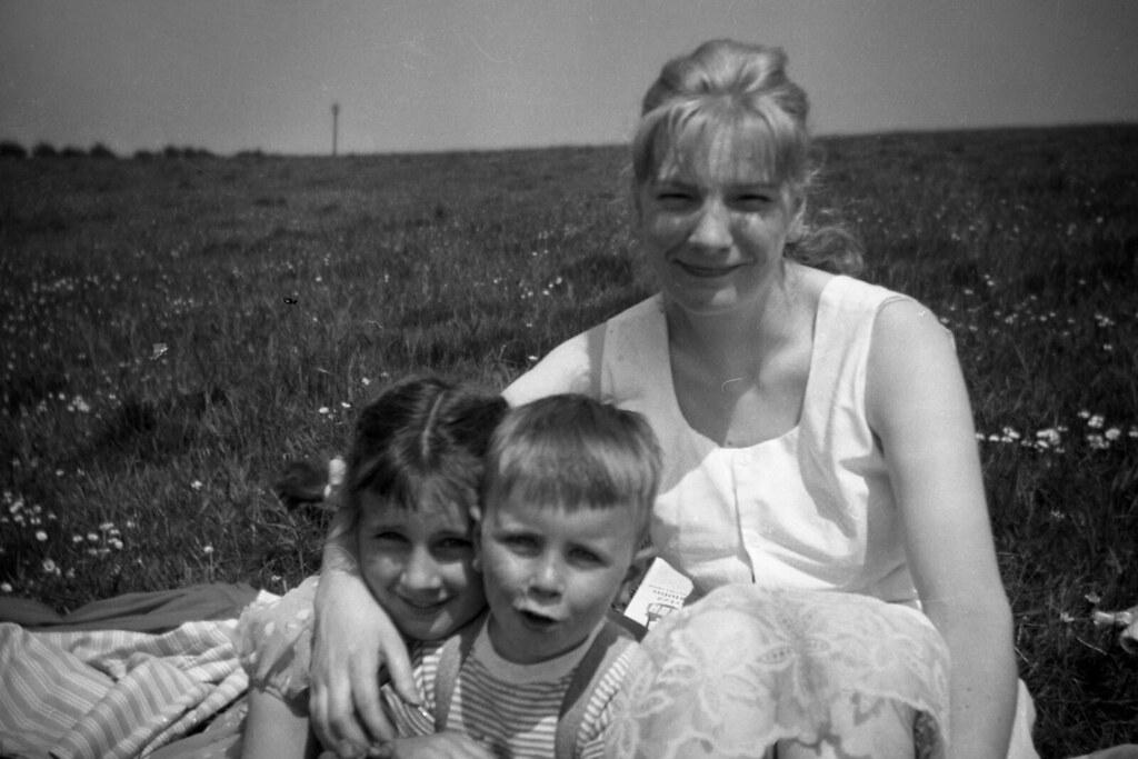 Ian & Marilyn Ross,1950s
