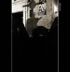 La sombra (Fernando Miarro) Tags: blackandwhite espaa art blancoynegro museum de photography photo spring spain nikon europa europe photos valladolid 2009 semanasanta tradicin castilla celebracin castillaylen religin d40 devocin delatado fernandomiarro