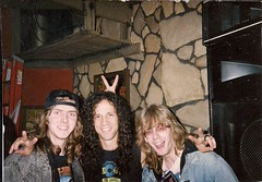 04/01/91 Dave Eckstrom and NYCDreamin with Extreme's Gary Cherone @ Sawmill Inn, Grand Rapids, MN
