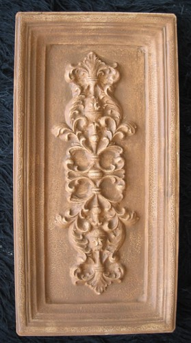 DECOR TUSCAN DISTRESSED ANTIQUE FRAMED WALL SCULTPURE www.NEO-MFG.com