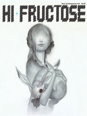 Hi Fructose Vol.15 cover by James Jean (Yumfactory) Tags: rabbit bunny art girl james jean hi fructose