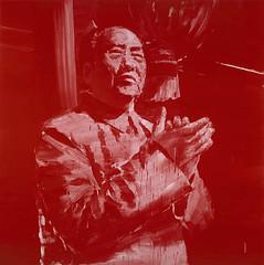 Yan Pei-Ming - Mao
