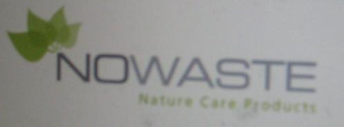 original logo: nowaste
