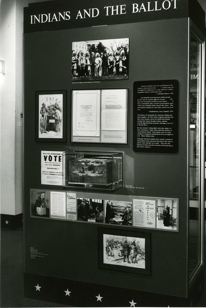 We The People exhibit installation 1975