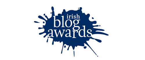 :: Finalist at the Irish Blog Awards!