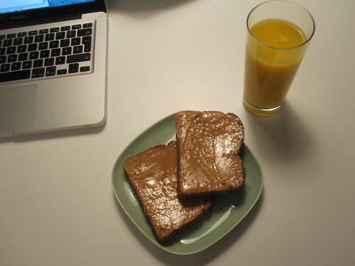 OB toast, OJ