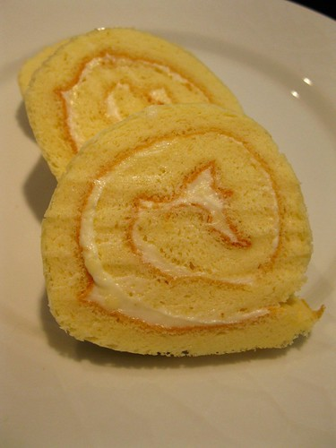 Cream Cheese swiss roll