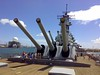 US Battleship Missouri