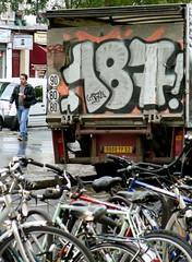 187 (Dubwise Version) Tags: paris graffiti camion 187 jeak