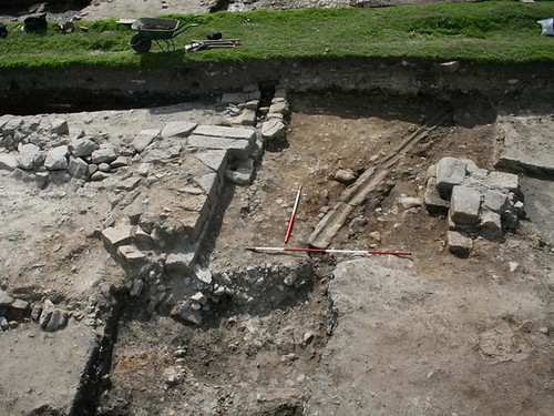 Antonine Gate revealed