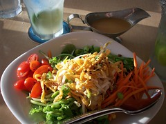 Amazing Salad (melisabates) Tags: vacation maui mala lahaina