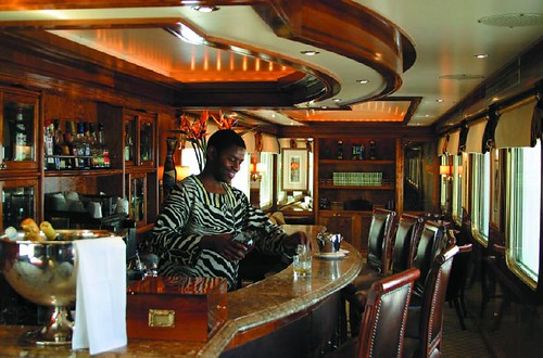 Blue Train (South Africa) - Club Car