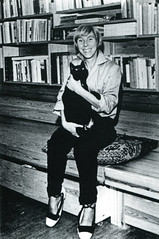 Tove Jansson (Deth Sun) Tags: cats animals moomin tove muumi jansson