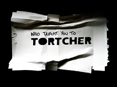 tortcher (alshepmcr) Tags: fetish design stencil text personality disorder antisocial sadism masochism taught tortcher graphiy