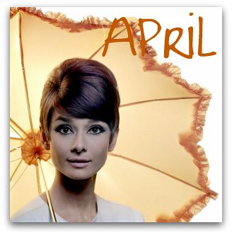 Audrey Hepburn Umbrella