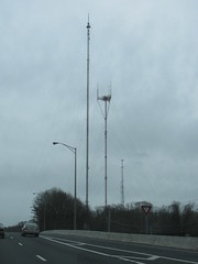Baltimore Antenna farm (mts83) Tags: tower television radio tv baltimore antennafarm