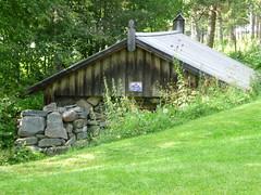 Built long time ago (Ditte46) Tags: house sweden natur sverige oldbuilding hus jmtland sommar ditte46 hembyggdsgrd