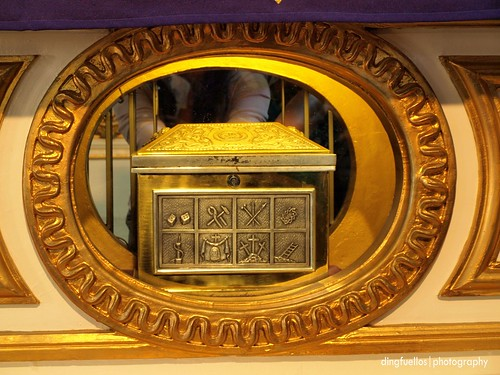 12 - The Ark of the Relic of the Cross