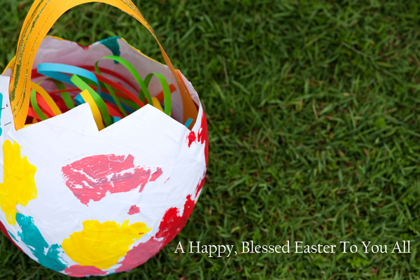Happy Blessed Easter