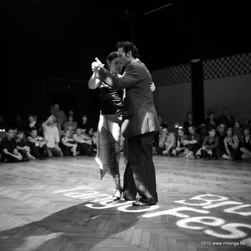 Brussels Tango Festival: Thursday - presentation of the maestros