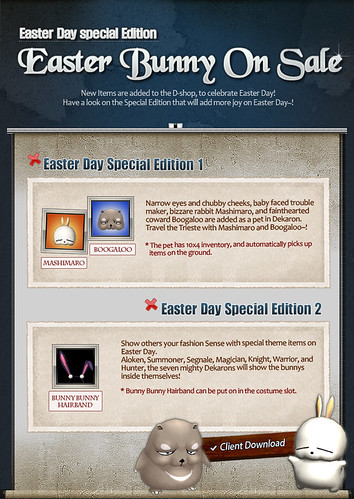 GameHi announces MMO and FPS events for Easter - MMOGames com