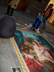 Chalk Club (tha_langsta) Tags: street art florence pastel