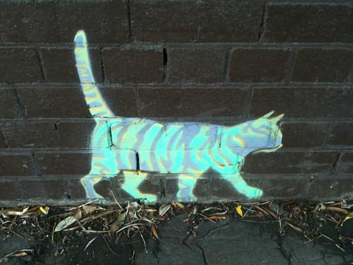 Neon Meow