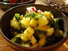 Tex Mex Feast: Mango Salsa