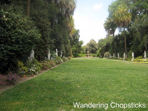 Wandering Chopsticks Vietnamese Food Recipes And More The Huntington Library Art Collections And Botanical Gardens Spring San Marino