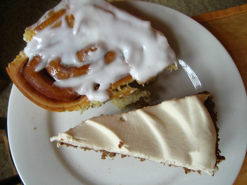 Sybil's Pecan Torte with Coffee Cream