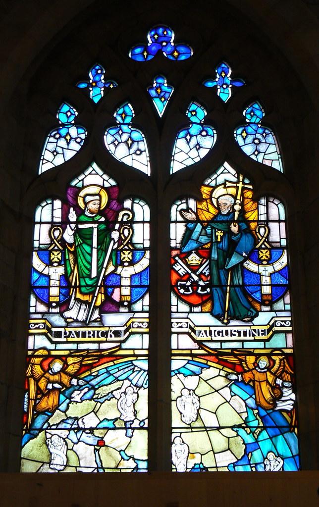 Saints Patrick & Augustin