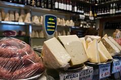 Insaccati e formaggi