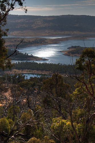 Reaches of Jindabyne Lake