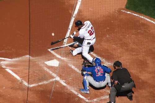 Jason Heyward - First at bat