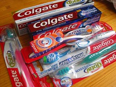 Offerings from Colgate